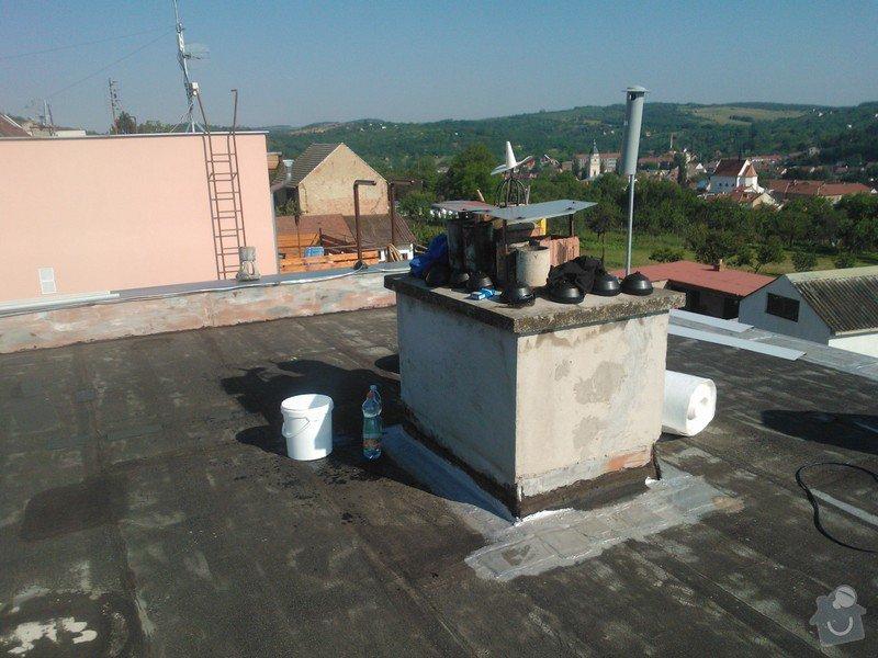 Izolace střechy folii PVC Sikaplan 15G RD Fatrdlová: WP_000201