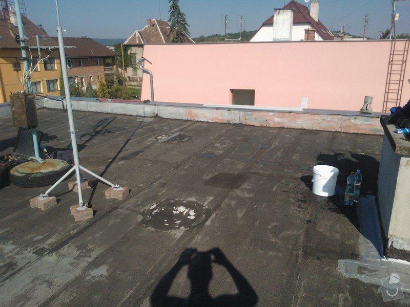 Izolace střechy folii PVC Sikaplan 15G RD Fatrdlová: WP_000202
