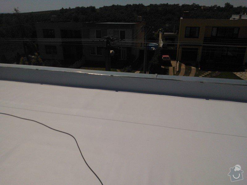 Izolace střechy folii PVC Sikaplan 15G RD Fatrdlová: WP_000203