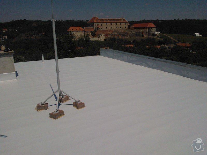 Izolace střechy folii PVC Sikaplan 15G RD Fatrdlová: WP_000207