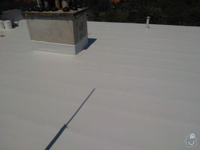 Izolace střechy folii PVC Sikaplan 15G RD Fatrdlová: WP_000208
