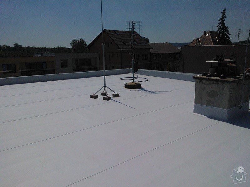 Izolace střechy folii PVC Sikaplan 15G RD Fatrdlová: WP_000209