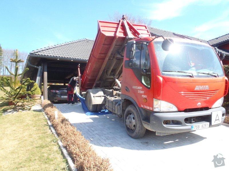 Výkopové práce a dodávka materiálu: P3260211