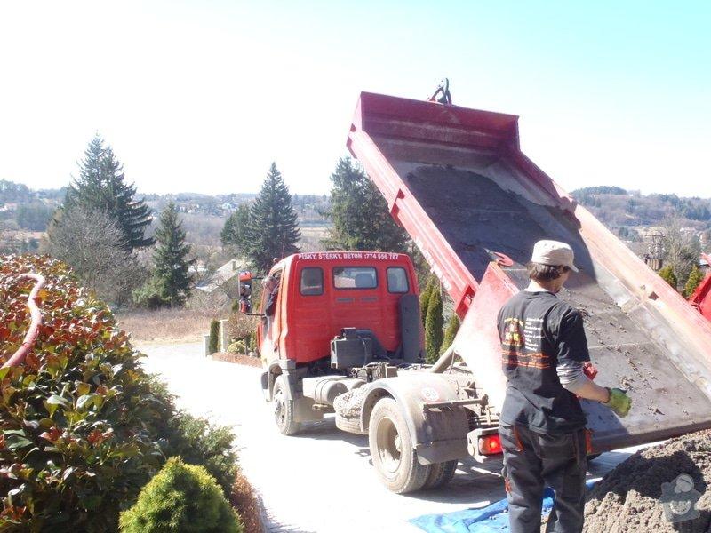 Výkopové práce a dodávka materiálu: P3260214