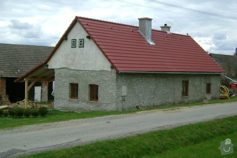 Rekonstrukce střechy: Hradilek_-_foto