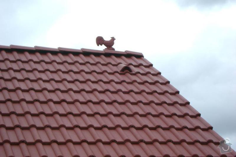 Rekonstrukce střechy: Hradilek_-_foto3