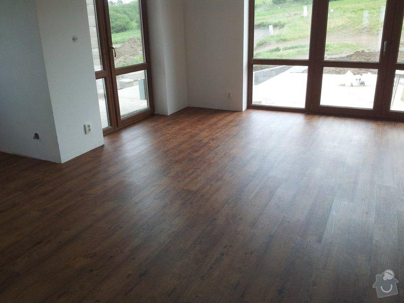 Stěrkování samonivelační stěrkou Thomsit AS1 a pokládka vinylové podlahy Expona Domestic: 2012-05-17_12.41.54