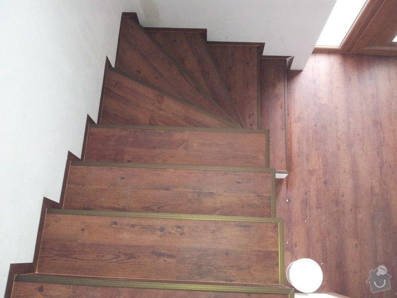 Stěrkování samonivelační stěrkou Thomsit AS1 a pokládka vinylové podlahy Expona Domestic: 2012-05-31_15.35.46