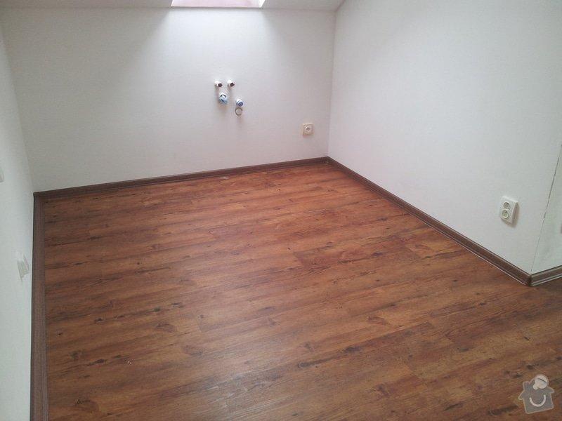 Stěrkování samonivelační stěrkou Thomsit AS1 a pokládka vinylové podlahy Expona Domestic: 2012-06-01_13.50.58