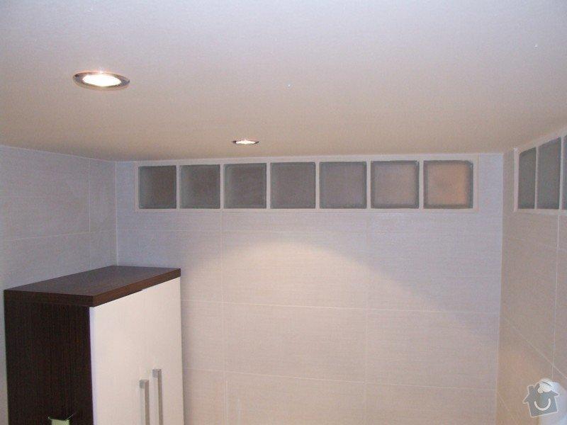 Rekonstrukce bytového jádra: DSCF8641