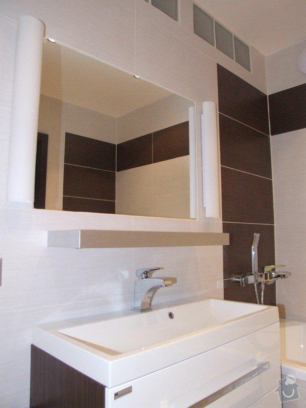 Rekonstrukce bytového jádra: DSCF8645