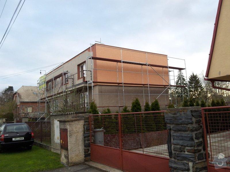 Zateplení fasády RD: 2012-04-25_07.10.12