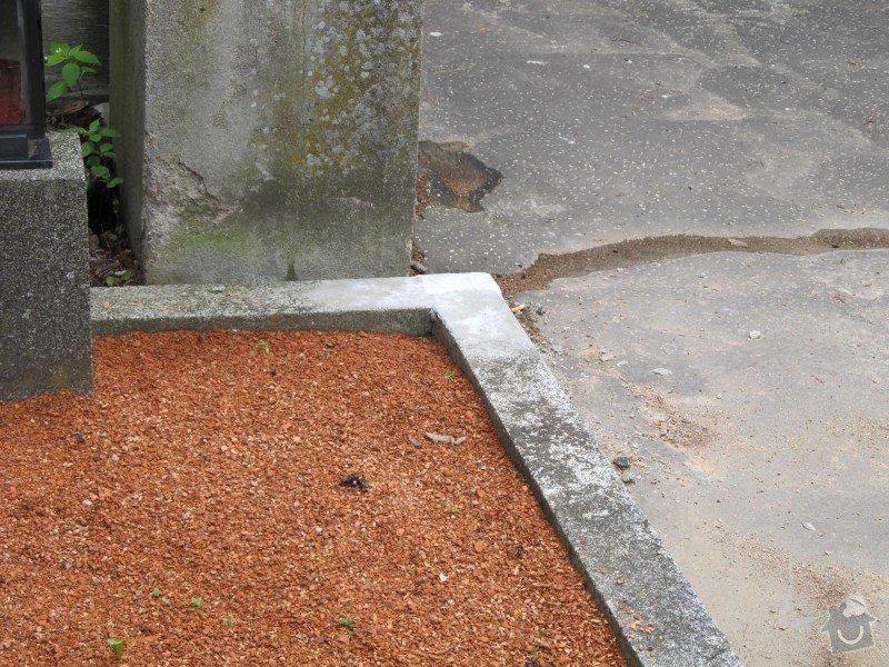 Oprava obrubníku hrobu: img_1041