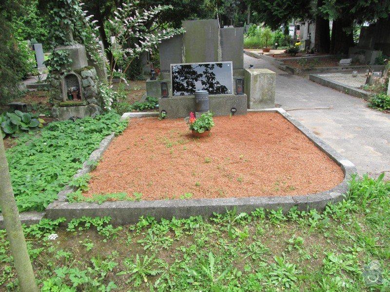Oprava obrubníku hrobu: img_1042