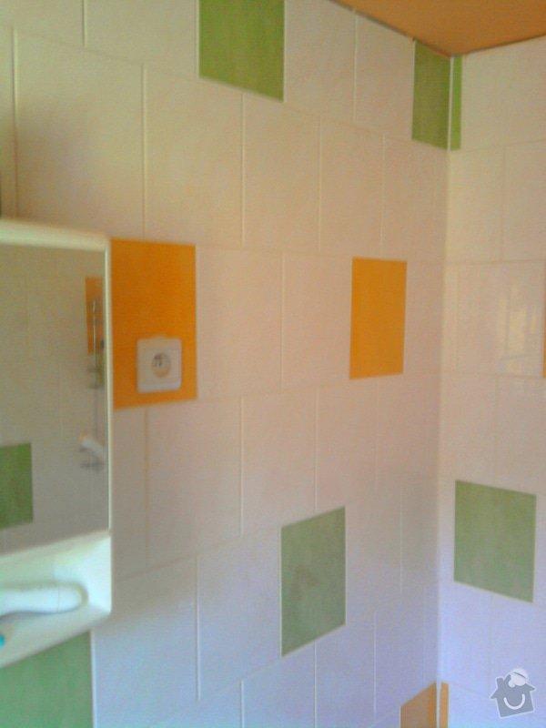 Rekonstrukce koupelny: Fotografie0435