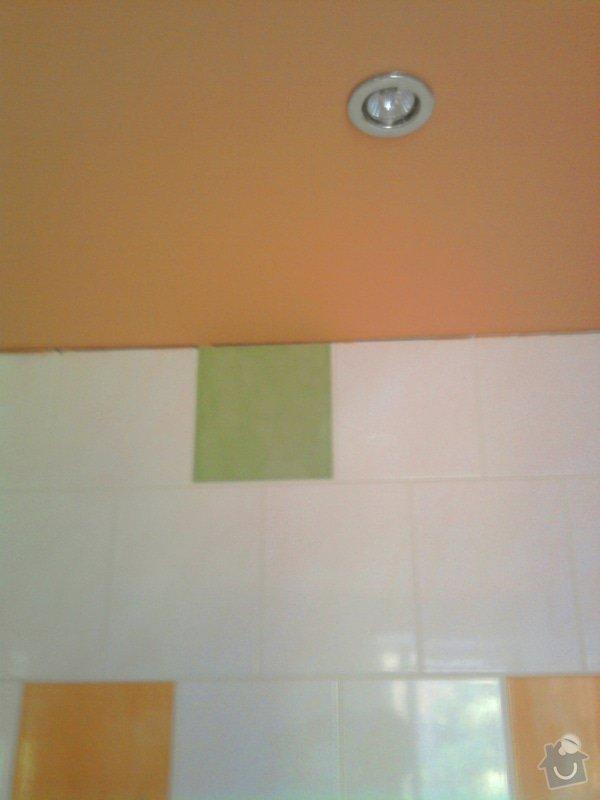 Rekonstrukce koupelny: Fotografie0430