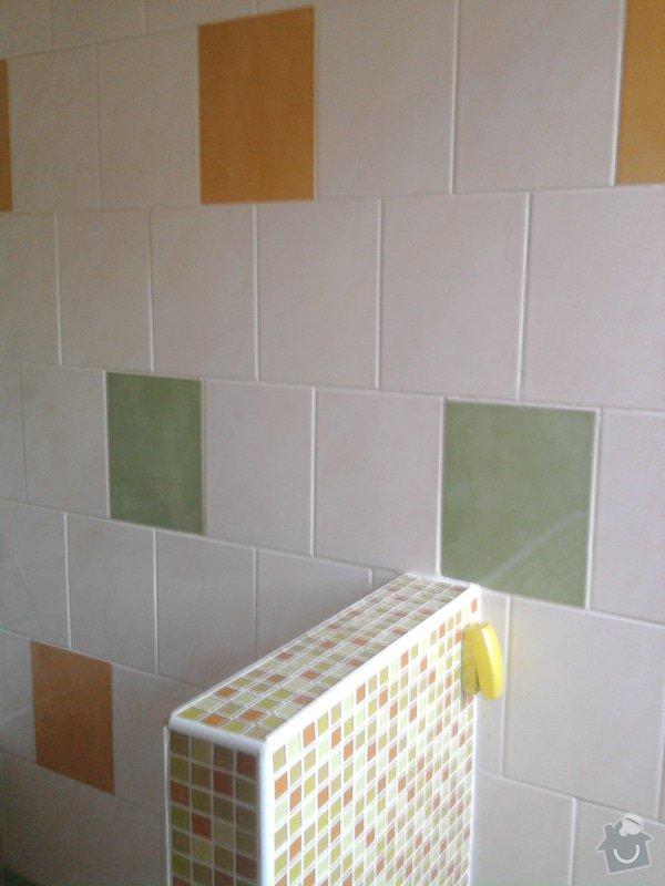 Rekonstrukce koupelny: Fotografie0434