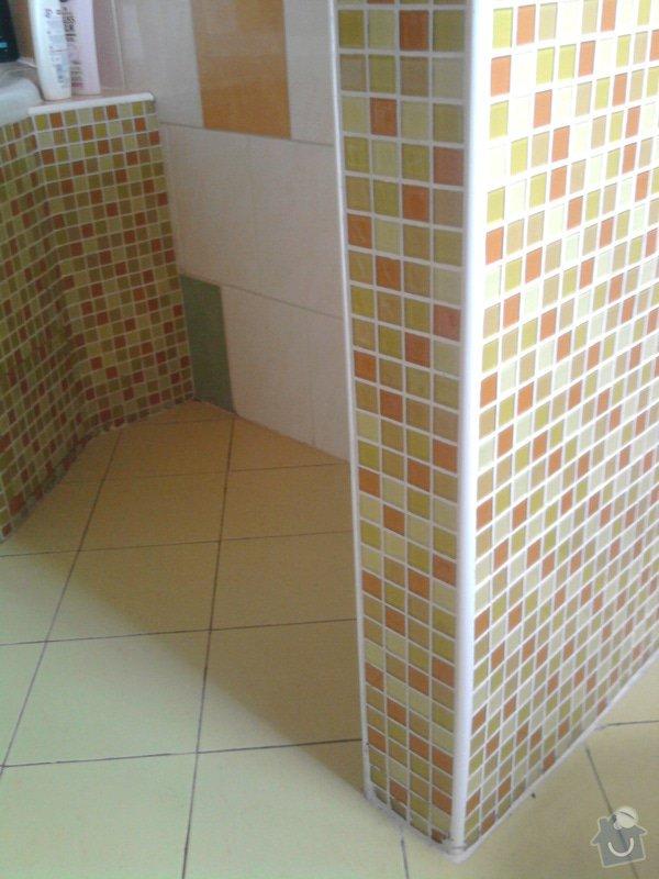 Rekonstrukce koupelny: Fotografie0433