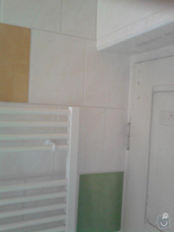 Rekonstrukce koupelny: Fotografie0431