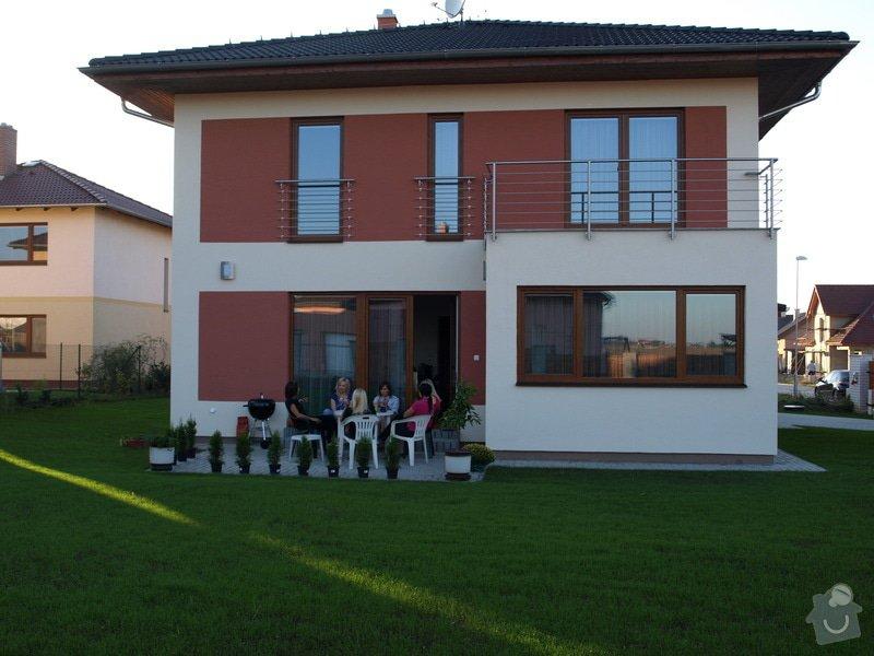 Stavba rodinného domu: PA013960