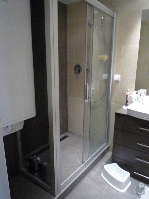 Oprava sprchoveho koutu: P1040100
