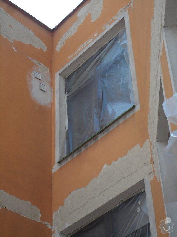 Rekonstrukce fasády OC Špalíček - Hrabůvka: SAM_2773