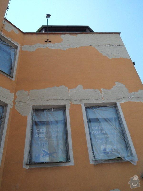 Rekonstrukce fasády OC Špalíček - Hrabůvka: SAM_2776