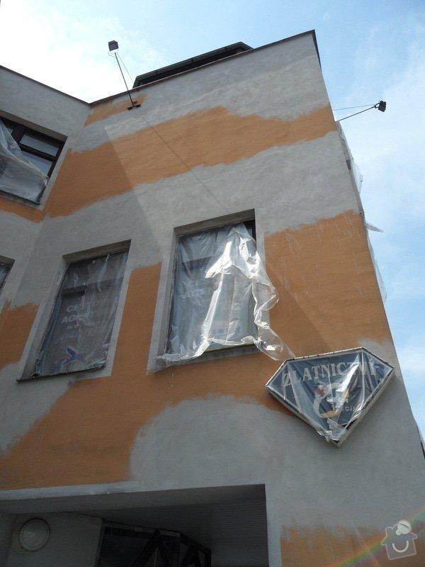 Rekonstrukce fasády OC Špalíček - Hrabůvka: SAM_2798
