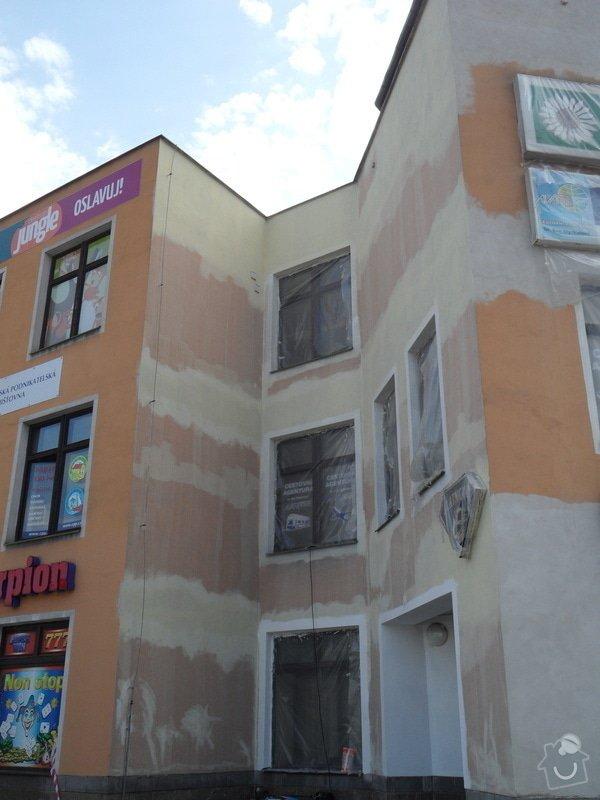 Rekonstrukce fasády OC Špalíček - Hrabůvka: SAM_2810