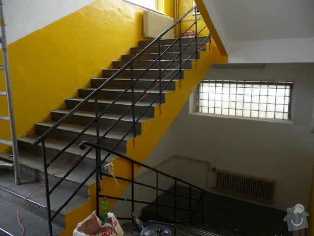 Zábradlí na schodiště: Schodiste_002