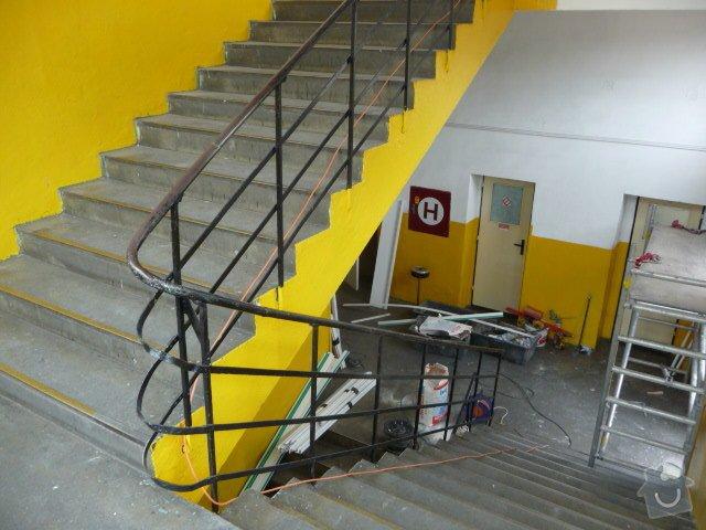 Zábradlí na schodiště: Schodiste_003