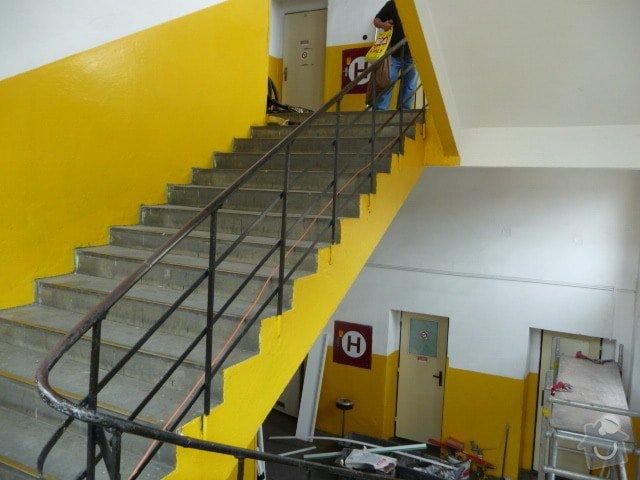 Zábradlí na schodiště: Schodiste_004