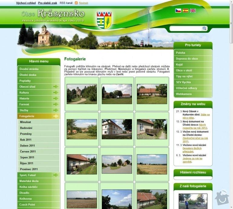 Tvorba www stránek pro obec Krásensko: 024-krasensko-fotogalerie-krasensko