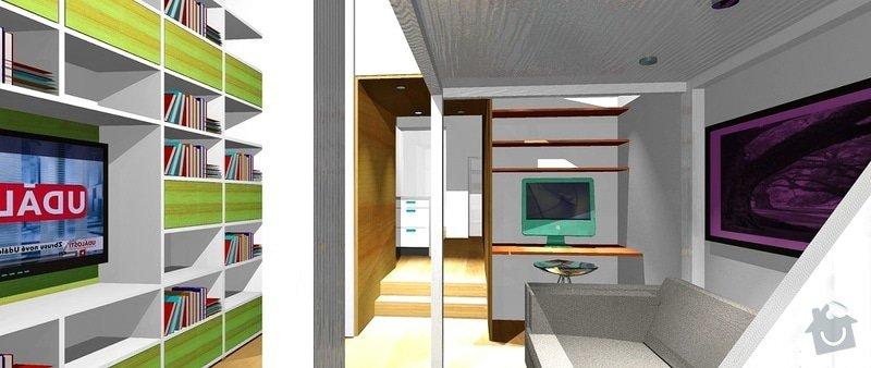 Nábytek - výroba atypického nábytku z LTD: 1