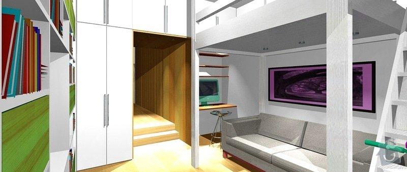 Nábytek - výroba atypického nábytku z LTD: 5