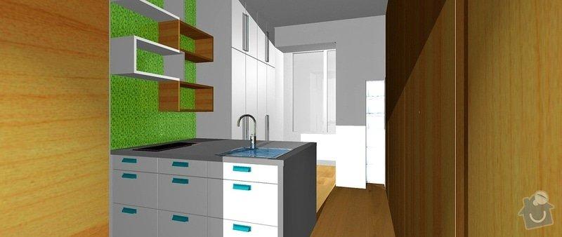 Nábytek - výroba atypického nábytku z LTD: 6