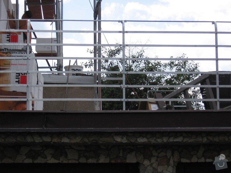 Zábradlí - jekl, včetně instalace: IMG_2824
