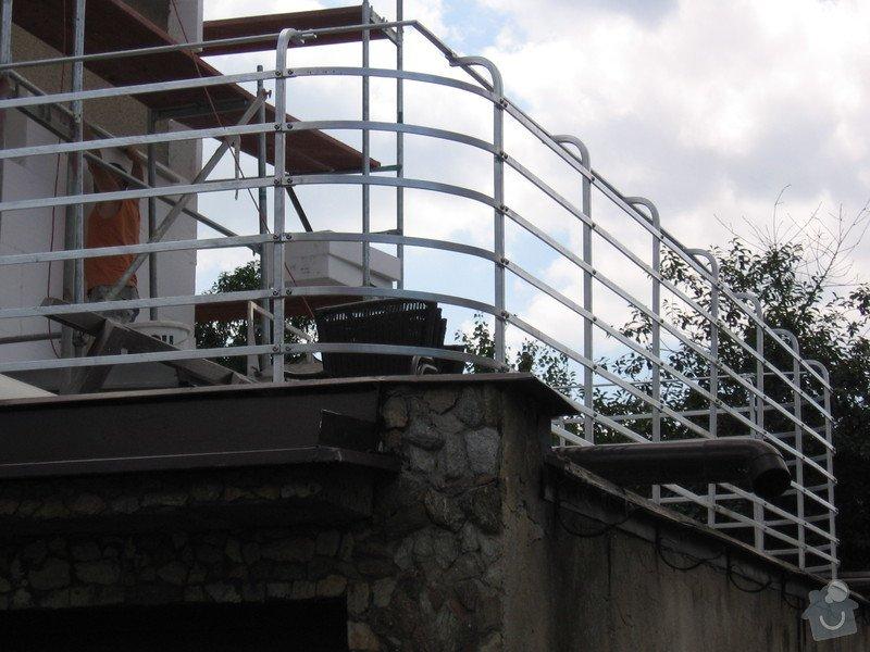 Zábradlí - jekl, včetně instalace: IMG_2825