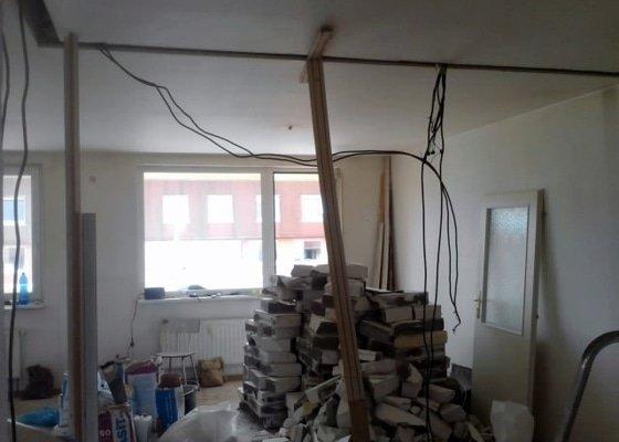 Rekonstrukce bytu - Ke Strašnické, Strašnice