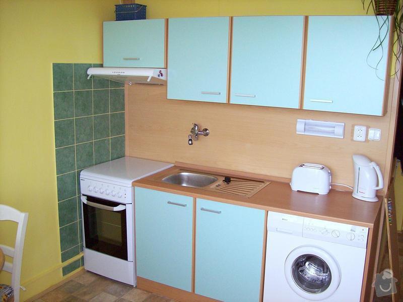 Rekonstrukce bytového jádra: 5a