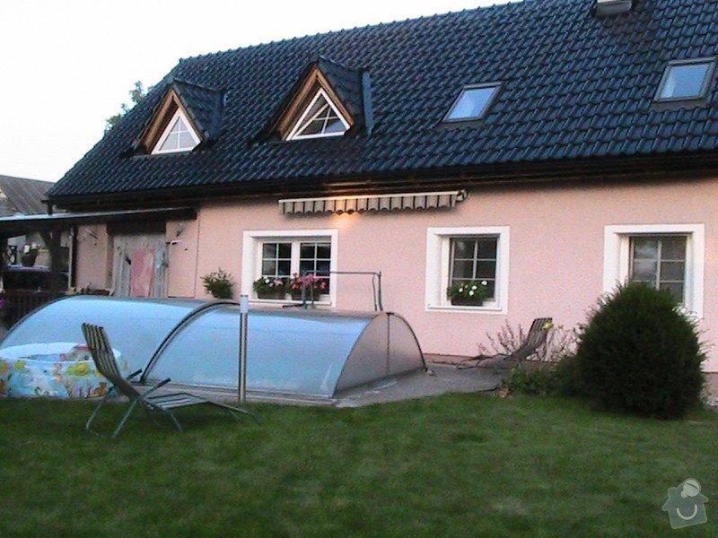 Zhotovení podbytí u nové střechy: BARAK_1_002