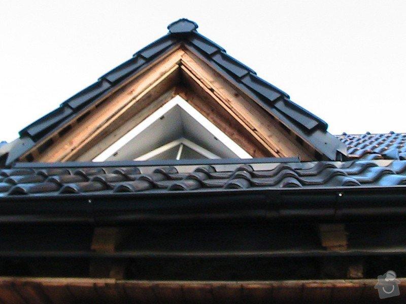 Zhotovení podbytí u nové střechy: BARAK_1_006