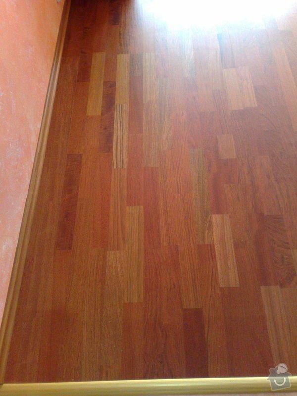 Plovoucí podlaha: 02072012658