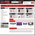 Tvorba e shopu www fightershop cz 051 bojove potreby rukavice obleceni fightershop