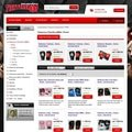 Tvorba e shopu www fightershop cz 051 ronin rukavice thai box mma fightershop