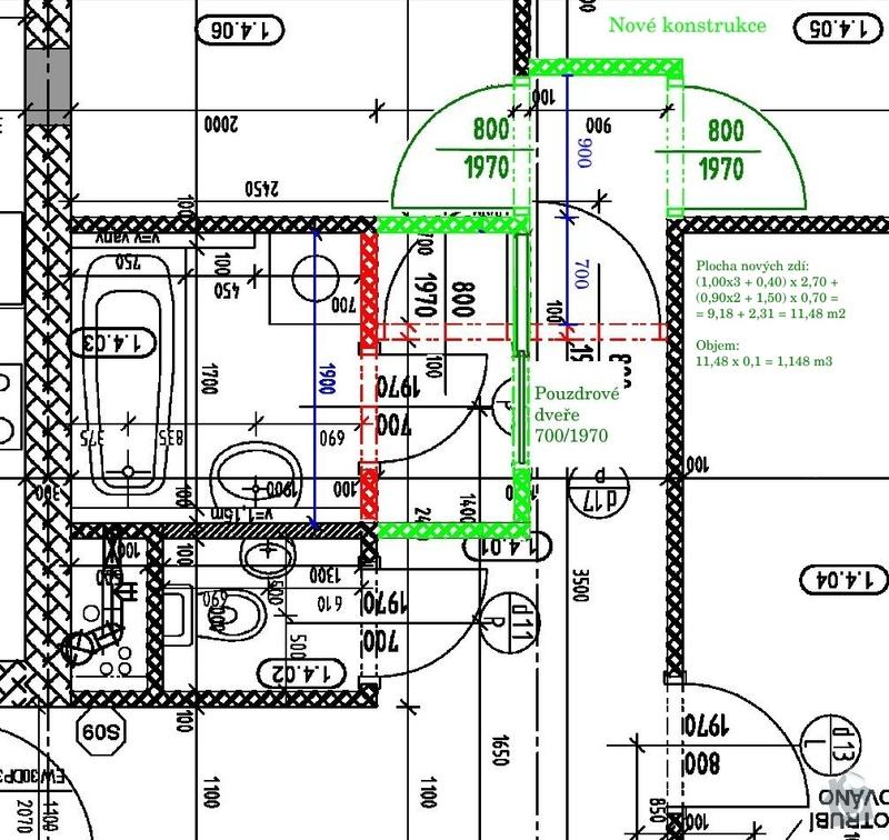 Přestavba koupelny + WC a související stavební úpravy: nove_konstrukce