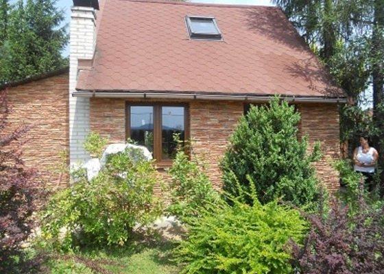 Obezdění chaty plus dvě okna