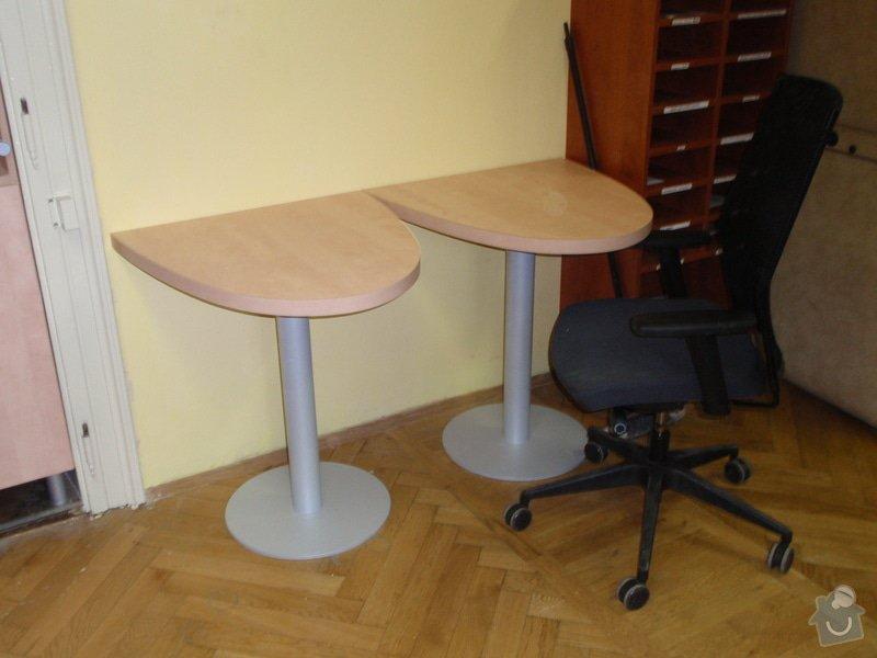 Výroba kancelářského nábytku + SDK příčka: P7012364