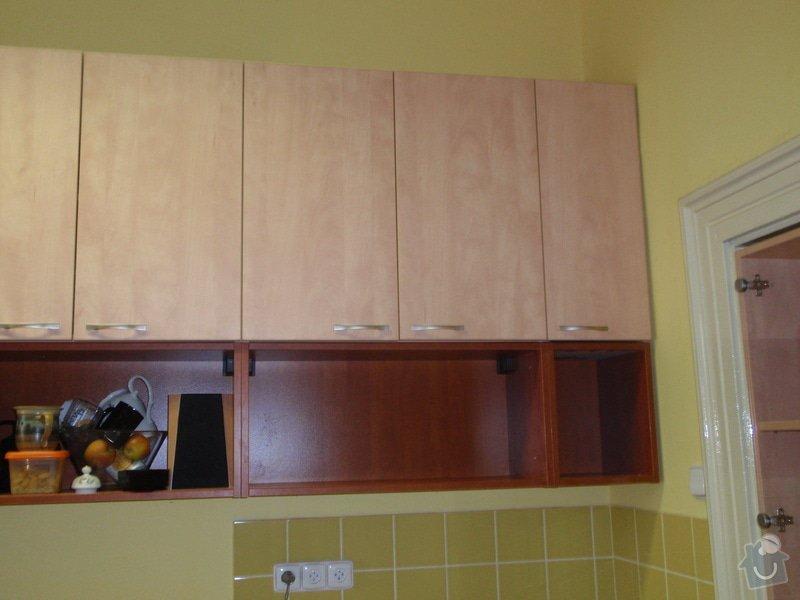 Výroba kancelářského nábytku + SDK příčka: P7012366