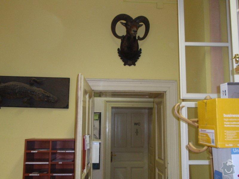 Výroba kancelářského nábytku + SDK příčka: P7012371